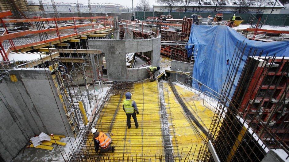 Stavbaři letos čekají stagnaci oboru.