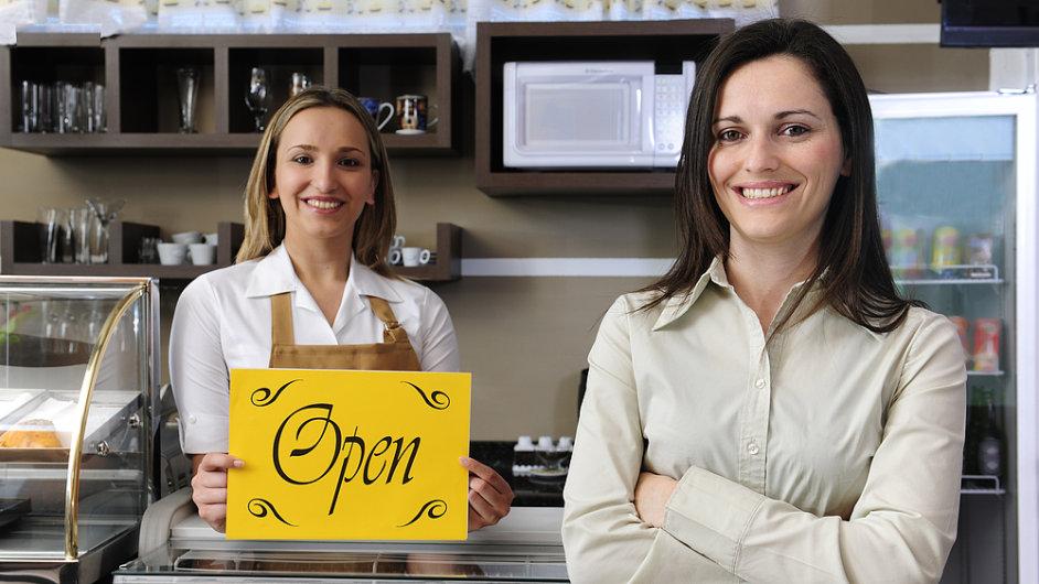 Spokojeni podnikatelé