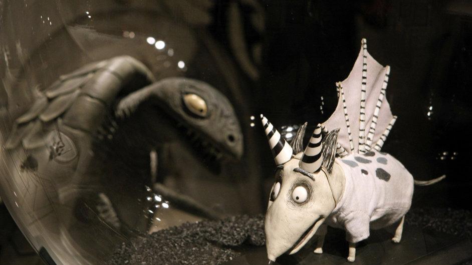 Tim Burton a jeho svět