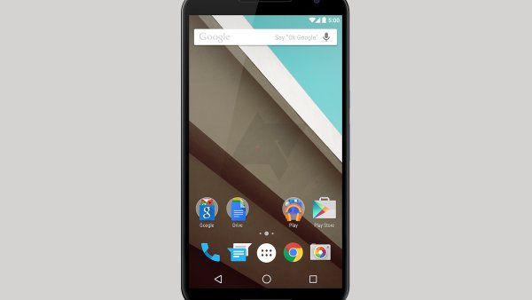 Nexus 6 bude m�t ob�� QHD displej, design nov� Motoroly X a Android Lollipop