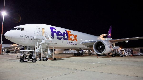 Americký FedEx převezme přepravce TNT Express (ilustrační foto).