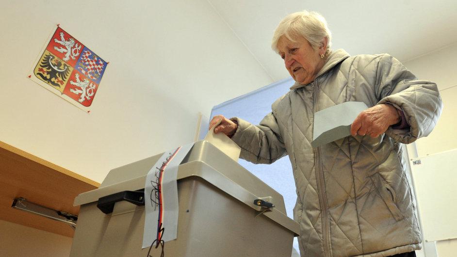 V opakovaných volbách si nové zastupitelstvo volili i obyvatelé Březové na Karlovarsku.