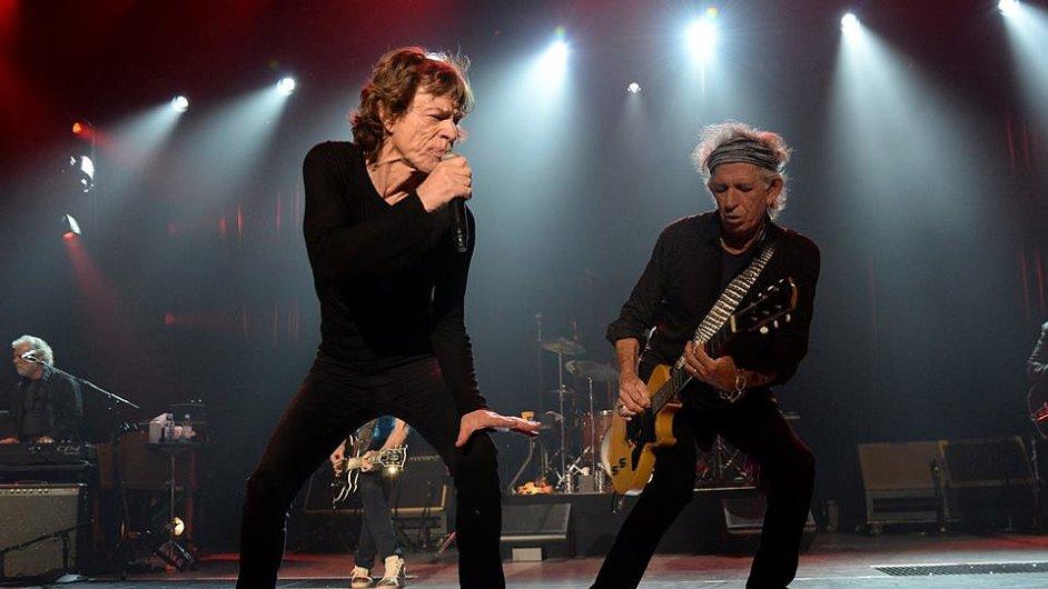 Rolling Stones ve středu začali své americké turné