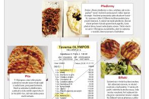 Žižkovská Taverna Olympos patří dlouhodobě k nejlepším řeckým podnikům v Praze