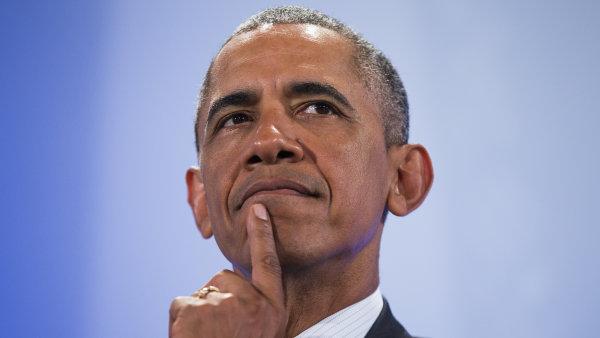"""""""Změna klimatu není problém jiné generace,"""" zdůraznil Obama."""