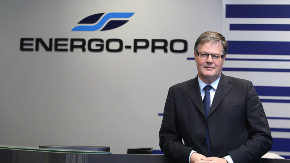 Jiří Krušina, spolumajitel Energo-Pro