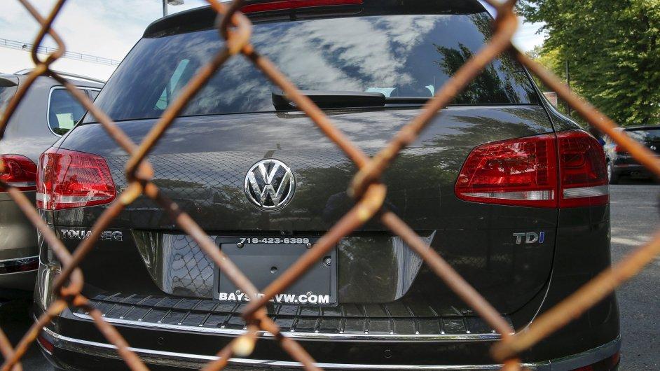 V Česku je téměř 150 tisíc aut Volkswagenu, které obcházejí emise - Ilustrační foto.
