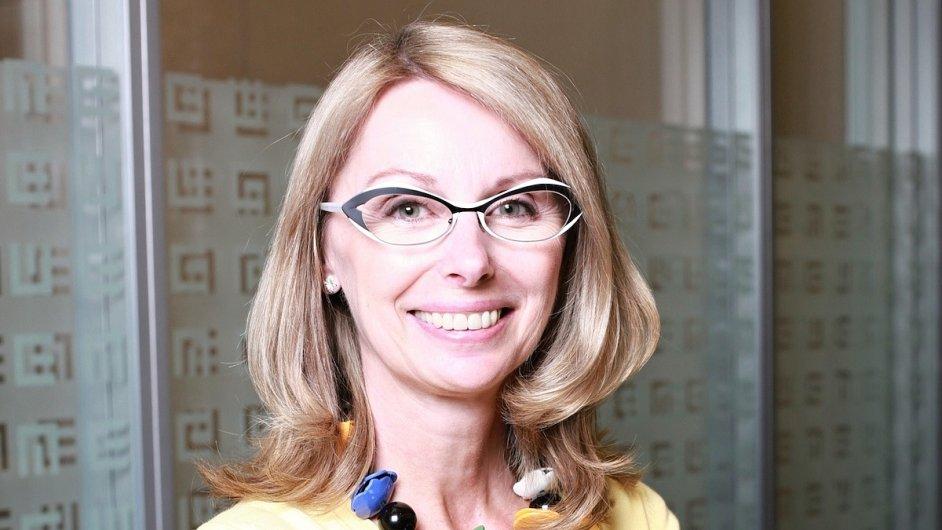 Zuzana Řezníčková, generální ředitelka společnosti LBM