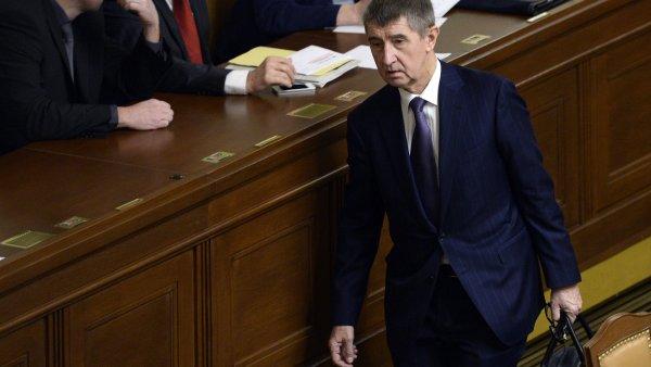 Ministr financí Babiš vyzve poslance, aby podpořili mimořádnou schůzi sněmovny - Ilustrační foto.