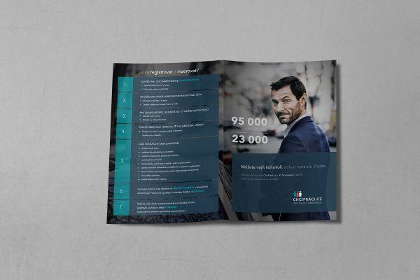 Ukázka kampaně ChciPráci