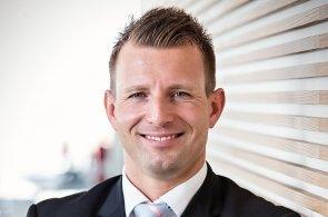 Robert Bocker, vedoucí oddělení pronájmu průmyslových ploch Cushman & Wakefield