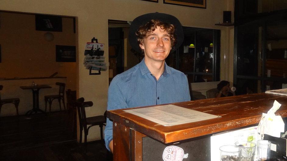 Jakub Stejskal, kavárny naživo