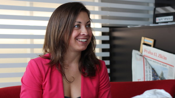 Lucie Brešová.
