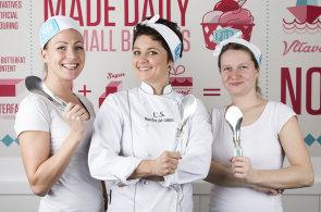 Zápisky protivného hosta: Startuje Chef Time Fest, škola vaření i duely šéfkuchařů. A česká gelaterie uspěla ve světě