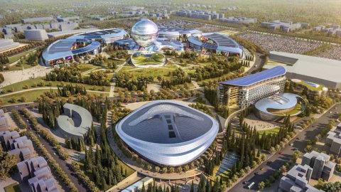 Prezentace TK Expo 2017 Astana 11