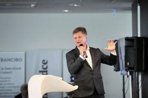 Libor Musil, majitel LIKO-S. Řekl, že firma je taková, jaké lidi si do ní pustíte.