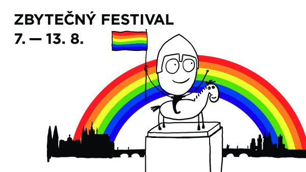 Kampaň Prague Pride 2017