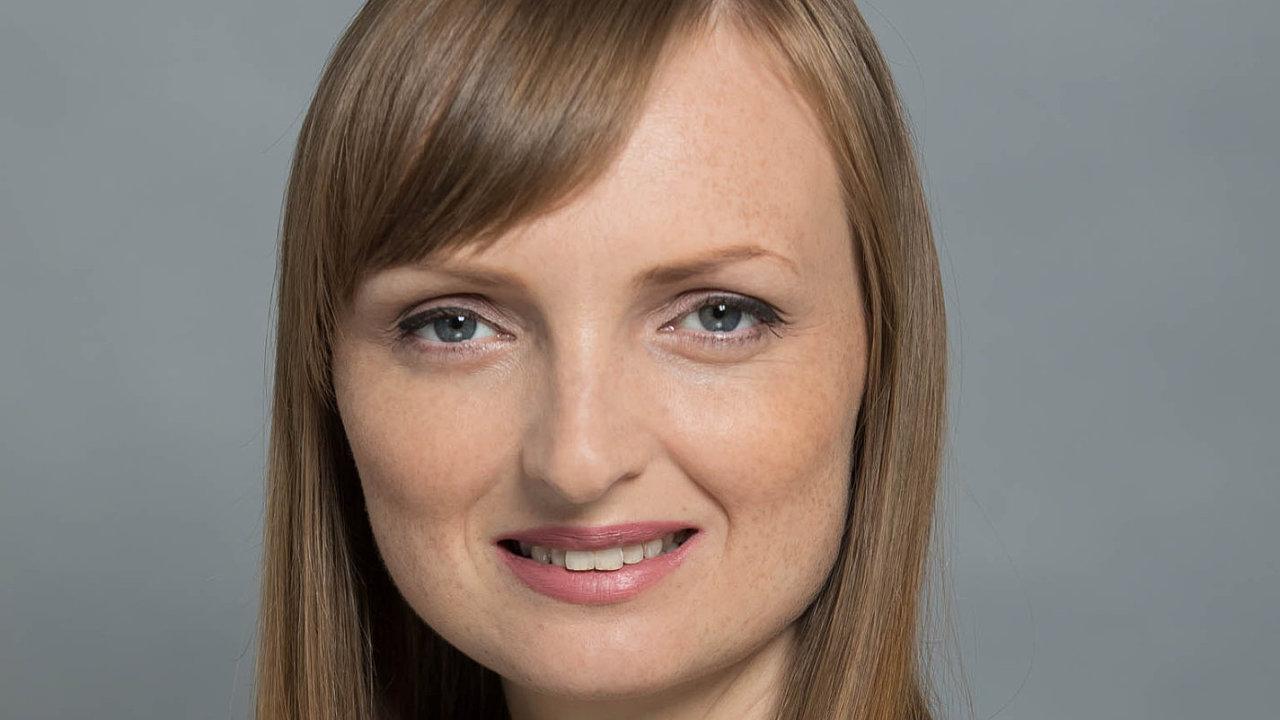 Lucie Kirchner nově zodpovídá zaspolečensky odpovědné aktivity (CSR) atrvale udržitelný rozvoj Monety Money Bank.