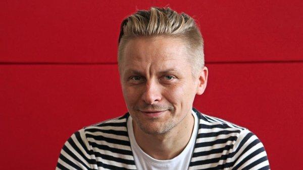 Jan Kopecký (36) - šéf interní komunikace T-Mobilu.
