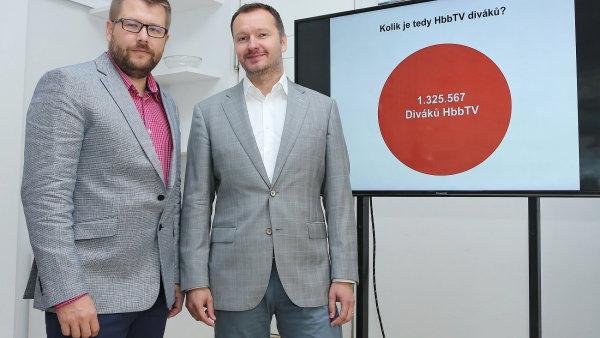Daniel Grunt a Petr Hatlapatka