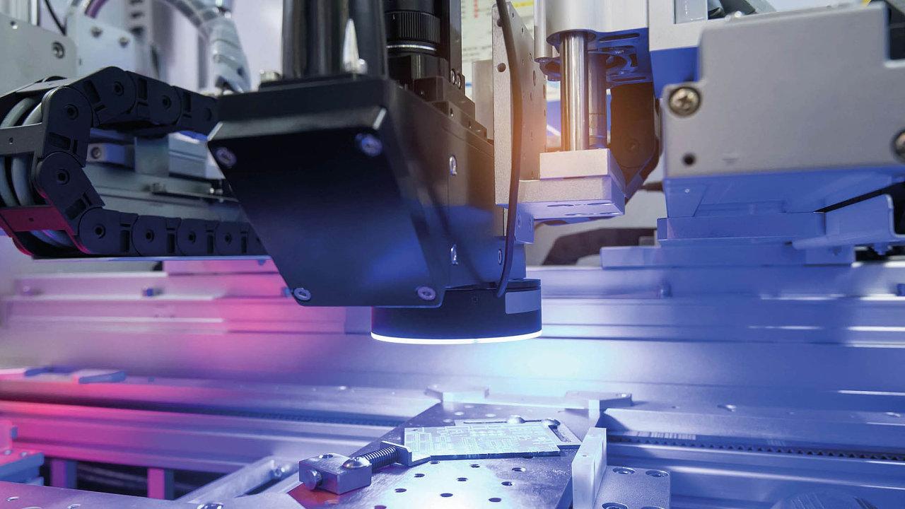 Strojové vidění pro optickou kontrolu se nejvíce využívá ve výrobě, především v automobilovém, elektrotechnickém a potravinářském průmyslu.