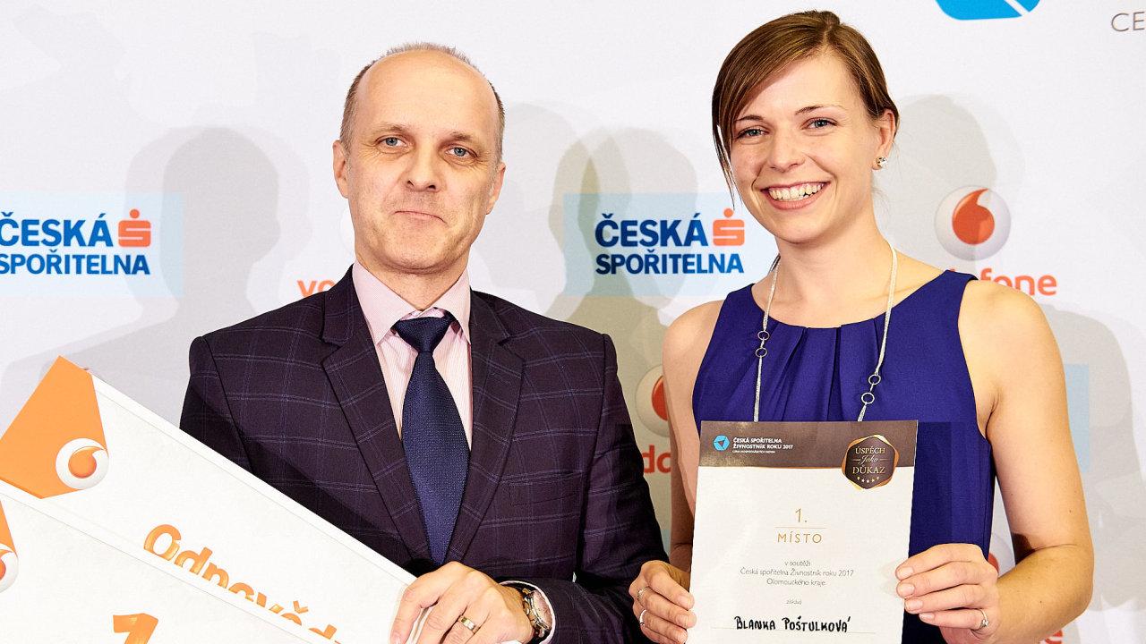 Ředitel společnosti Cidem Tomáš Vavřík a
