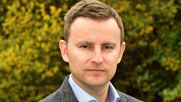 Michal Slezáček, ředitel výrobního závodu PIKA Bzenec ze skupiny Hamé
