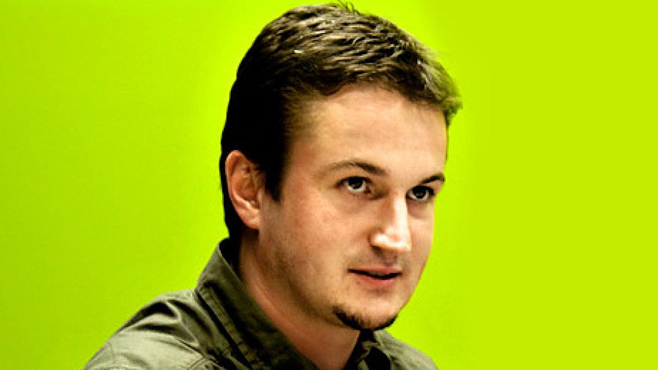 Tomáš Búřil, obchodní ředitel Dentsu Aegis Network