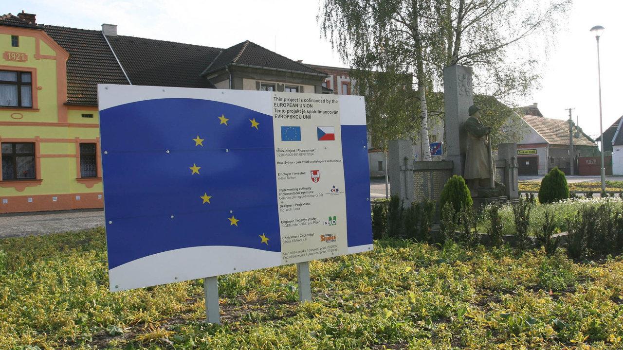 Kekonci ledna byla zfondů EU schválena podpora téměř pro 140 tisíc českých projektů vcelkové výši přes 274 miliard korun.