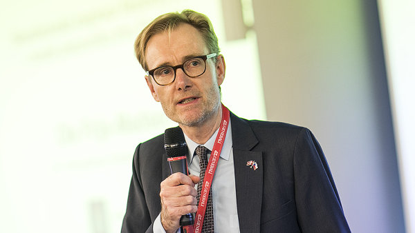 Dánský model Flexicurity představil na konferenci dánský velvyslanec v ČR J. E. Ole Frijs Madsenem