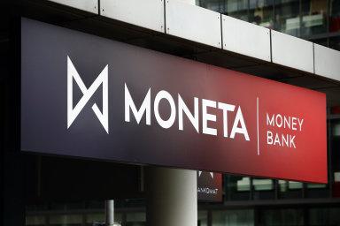 S ohledem na pololetní výsledky Moneta zvýšila svůj cíl pro čistý zisk za celý letošní rok z původních 3,7 miliardy na 3,8 miliardy korun.