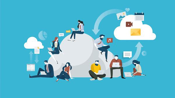 Pro mladé firmy a start-upy je využívání cloudových služeb samozřejmostí.