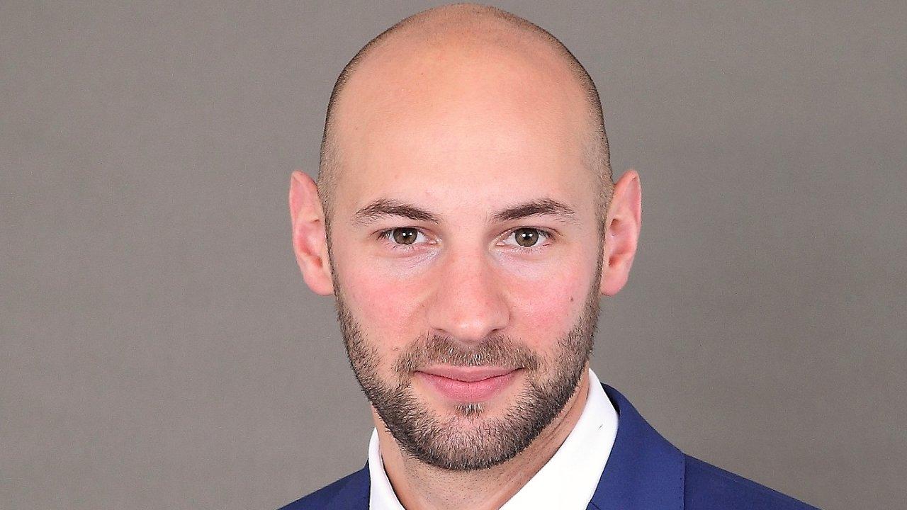 Michal Girgle, Chief Data Officer v MONETA Money Bank