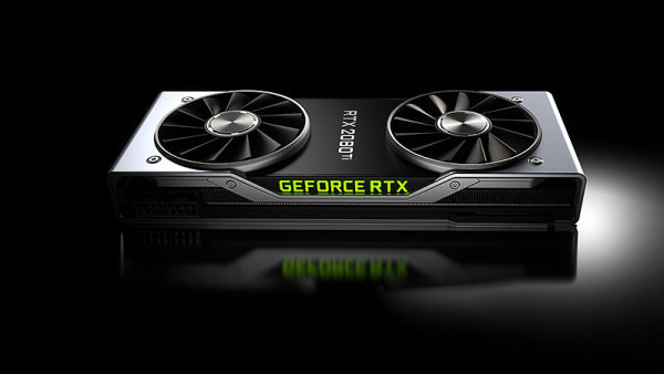 Nvidia GeForce GTX 2080Ti