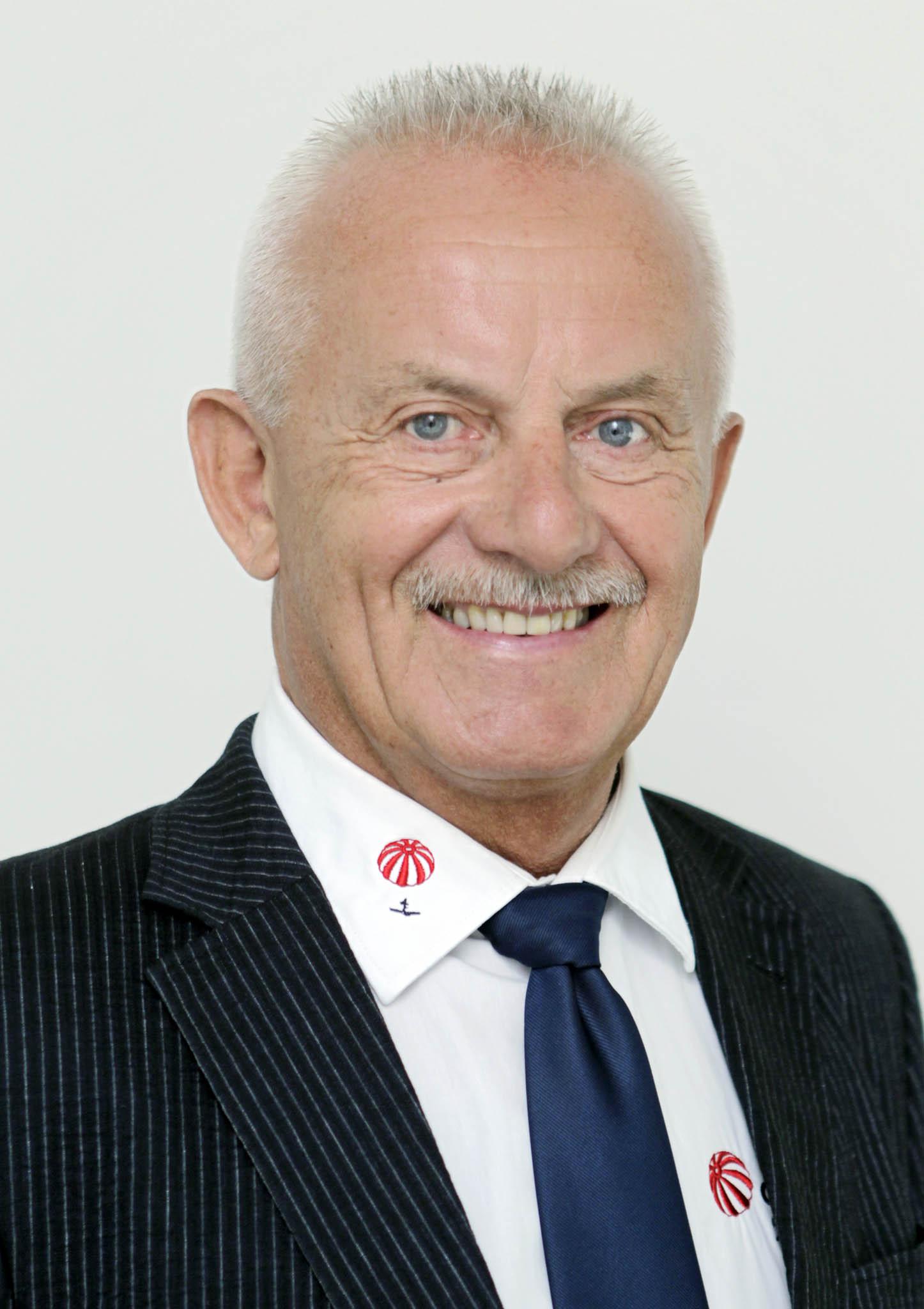 Milan Bábovka (70), zakladatel a jednatel Galaxy GRS