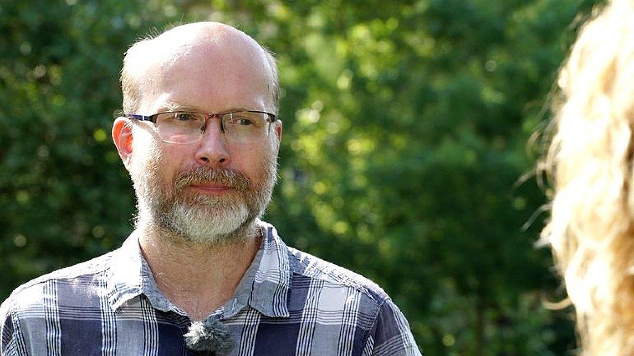 David Stránský, předseda Asociace pro vodu.