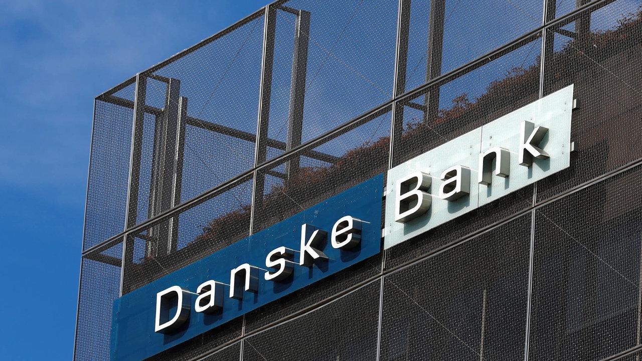 Největší dánská banka - Danske bank je zapletena do skandálu ohledně praní špinavých peněz.
