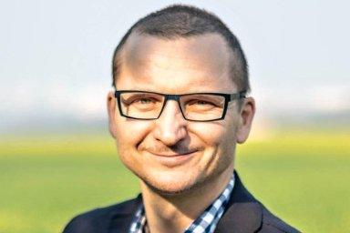 Petr Tandlich, ředitel divize mezinárodních pojišťovacích systémů ve společnosti Softec