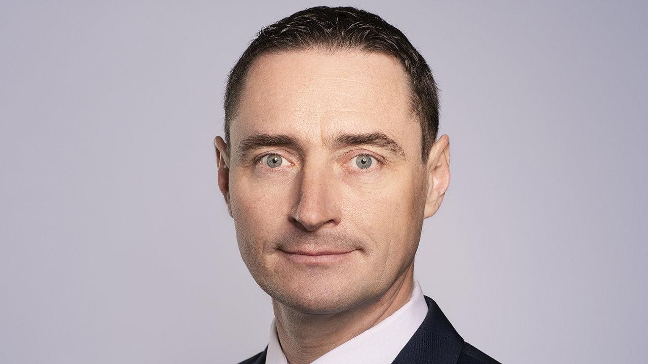 Karel Taschner, marketingový a PR manažer společnosti Panattoni Europe pro ČR a SR