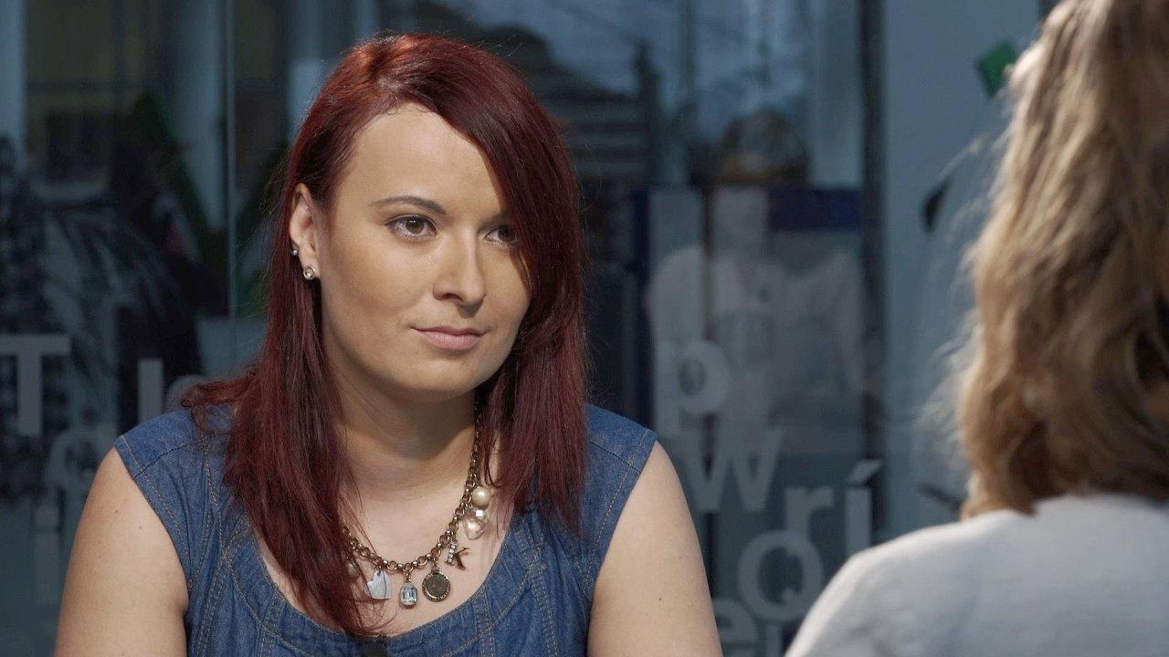 Darovala vajíčka, aby její bratr s manželem měli dítě. Adopce se báli, říká Zítková.