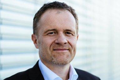 Luděk Drnec, generální ředitel společnosti DHL Express pro Českou republiku