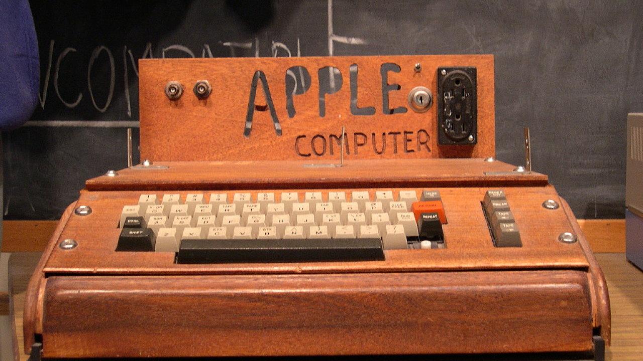 počítač Apple I