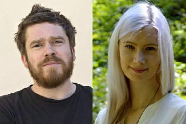 aromír Skácel a Tereza Ausficírová, digitální agentura BlueGhost