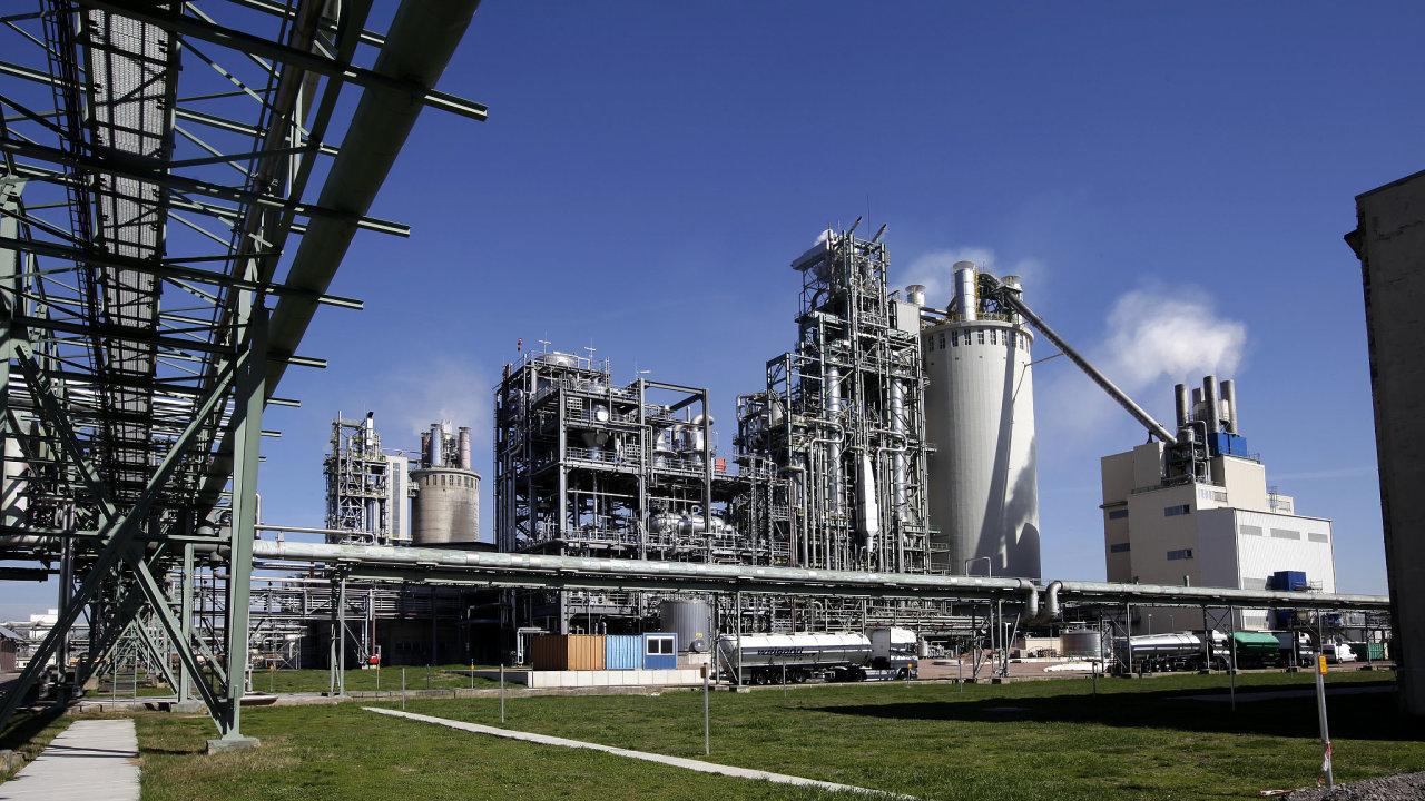 agrofert, stickstoffwerke, německo