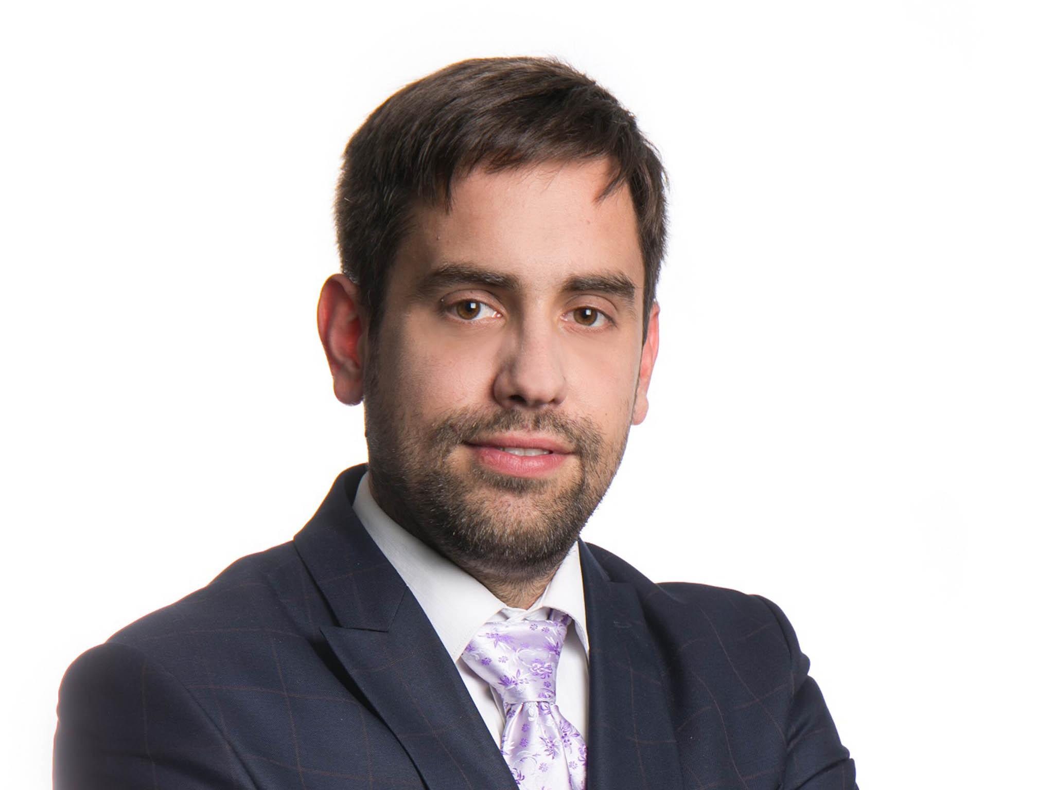 Martin Hrůša,ředitel franšízové sítě Partners market