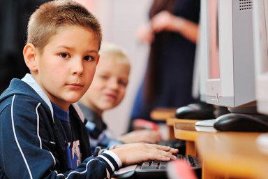 Digitální vzdělávání, ilustrační fotografie