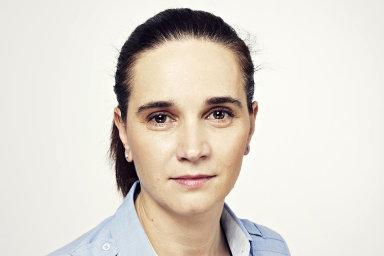 Anna Zatorska, marketingová ředitelka společnosti Nutricia