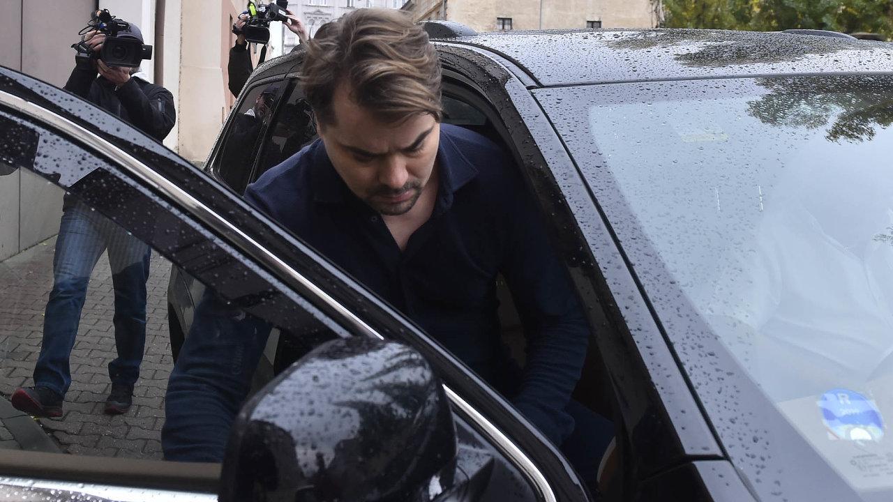 Marek Dalík si odseděl polovinu zpětiletého trestu za podvod při nákupu Pandurů.