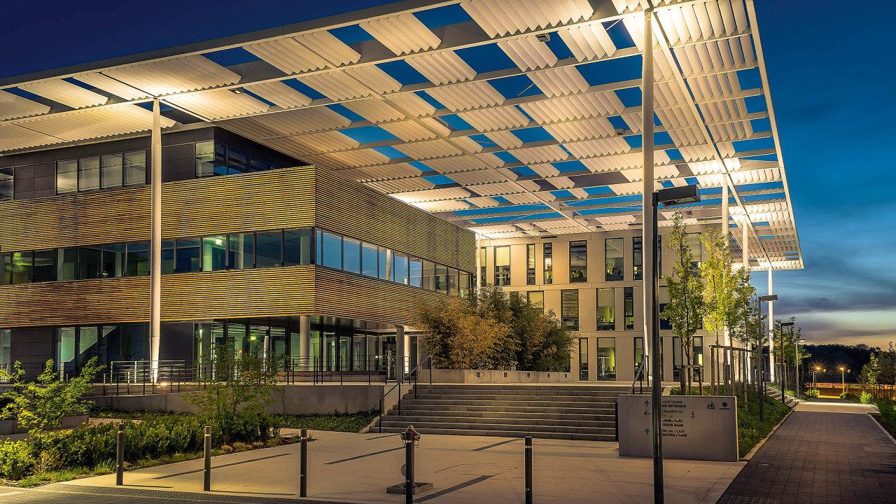 Budova ELI Beamlines oceněná řadou prestižních architektonických cen