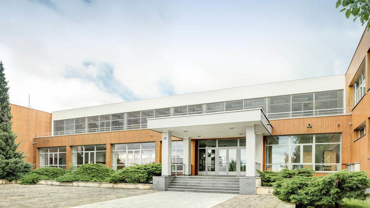Základní amateřská škola vDolních Břežanech prošla vposledních letech nákladnou rekonstrukcí.
